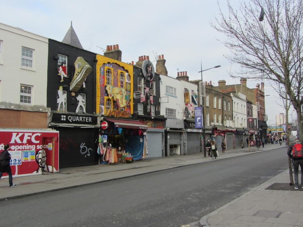 קמדן מרקט, לונדון