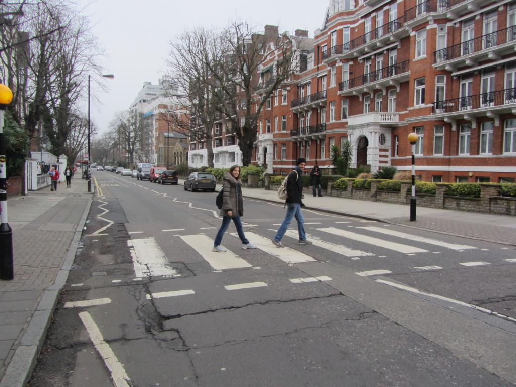 אבי רוד, לונדון