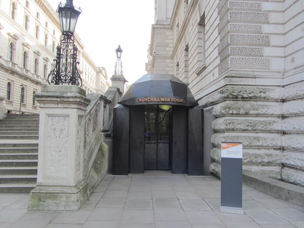 חדרי המלחמה של צ'רצ'יל, לונדון