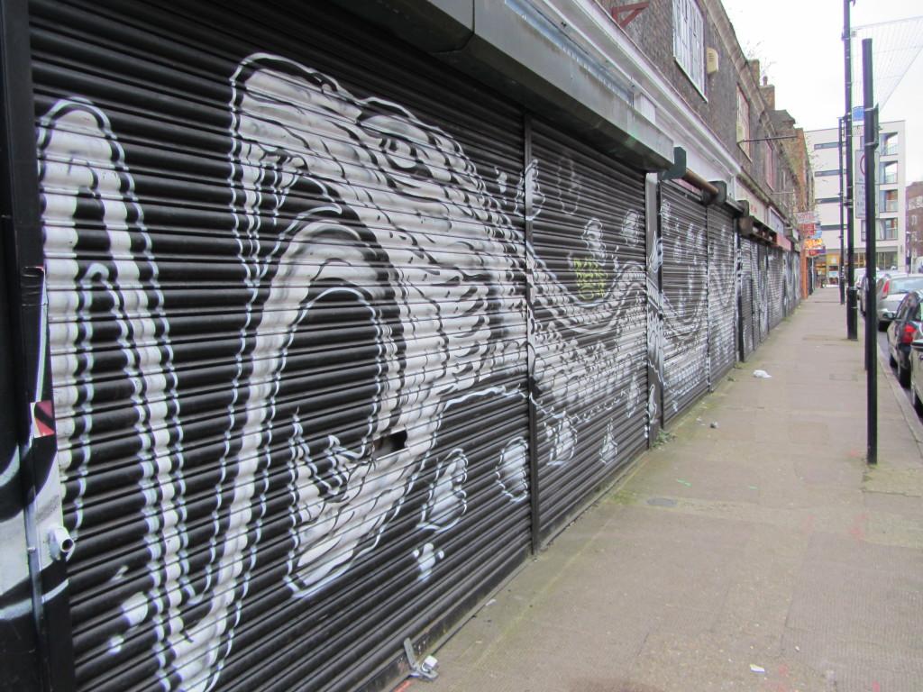 Street Art, לונדון